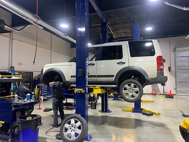 College Station Land Rover Repair | Gladney Automotive Solutions LLC