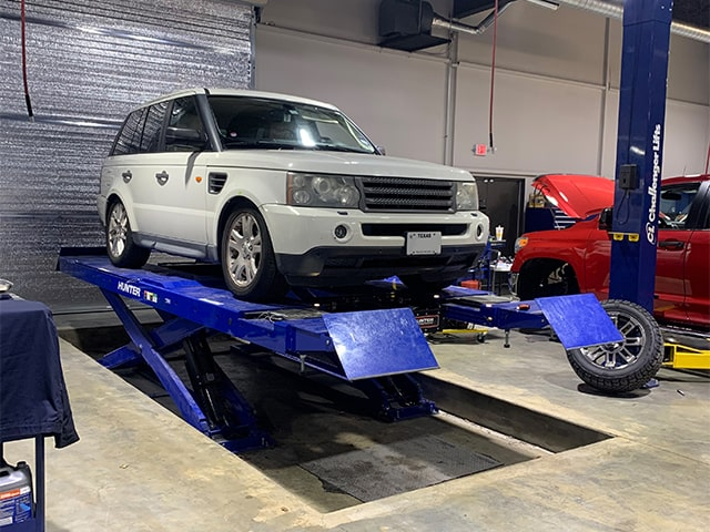Land Rover Repair in College Station, TX | Gladney Automotive Solutions LLC